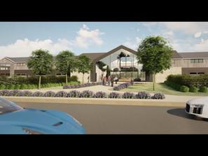 Oro Station auto park racing toward 2023 opening