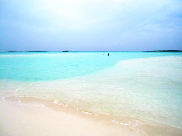 Sand Dollar Beach Exuma