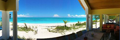Beachfront Rental Home Exuma Bahamas