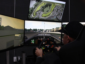 Even on a sim, driving Ontario's latest race circuit reveals its thoughtful design