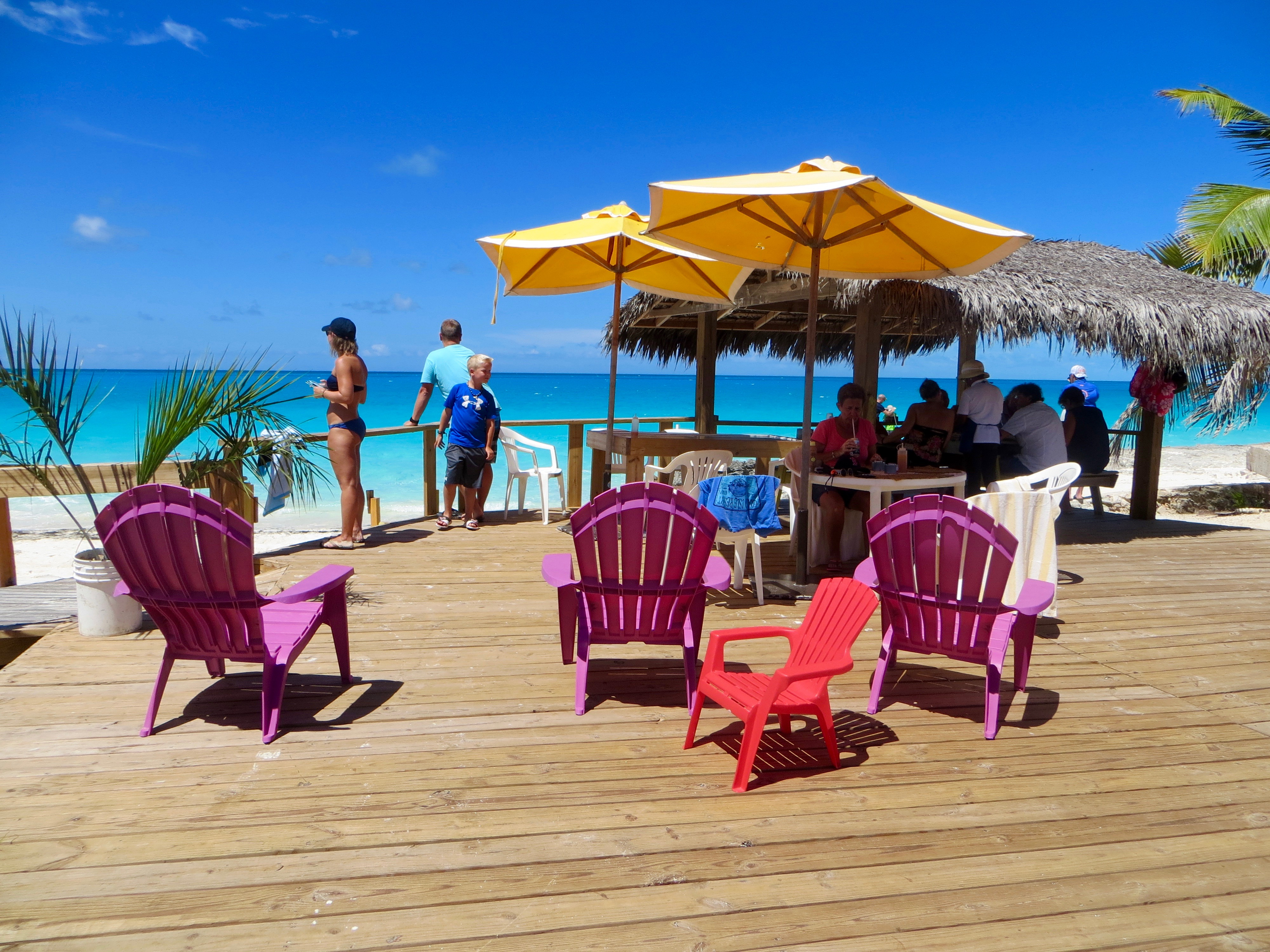 Santanas Exuma Bahamas