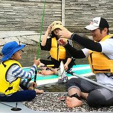 大盛況Sup fishing 紫川 北九州_190618_0014.jpg