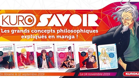 [LIVRES] Expliquer les grands concepts Philosophiques en Manga, c'est possible !