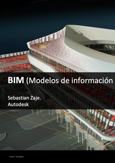 BIM Modelos de Información para la Construcción