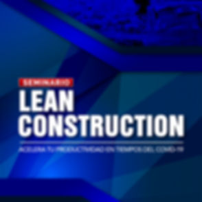 SEMINARIO LEAN CONSTRUCTION 06Jul NOMBRE