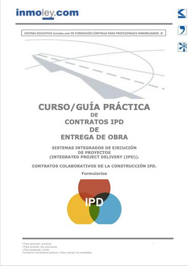 Contratos IPD de Entrega de Obra · Contratos Claborativos de Construccion