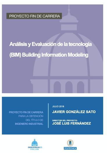 Análisis y Evaluación BIM