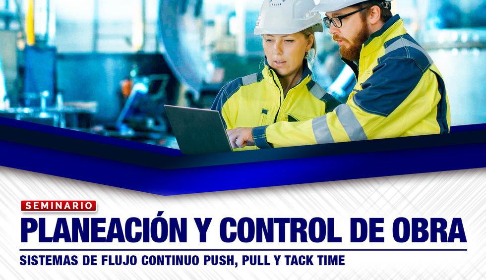 PLANEACION Y CONTROL DE OBRA 5Oct 1440x8