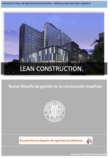 Lean Construction España