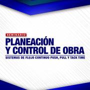 PLANEACION y CONTROL DE OBRA 5Oct NOMBRE