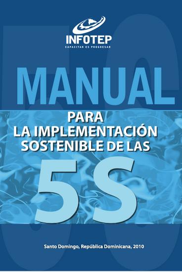 Manual para la implementacion sostenible de las 5 S