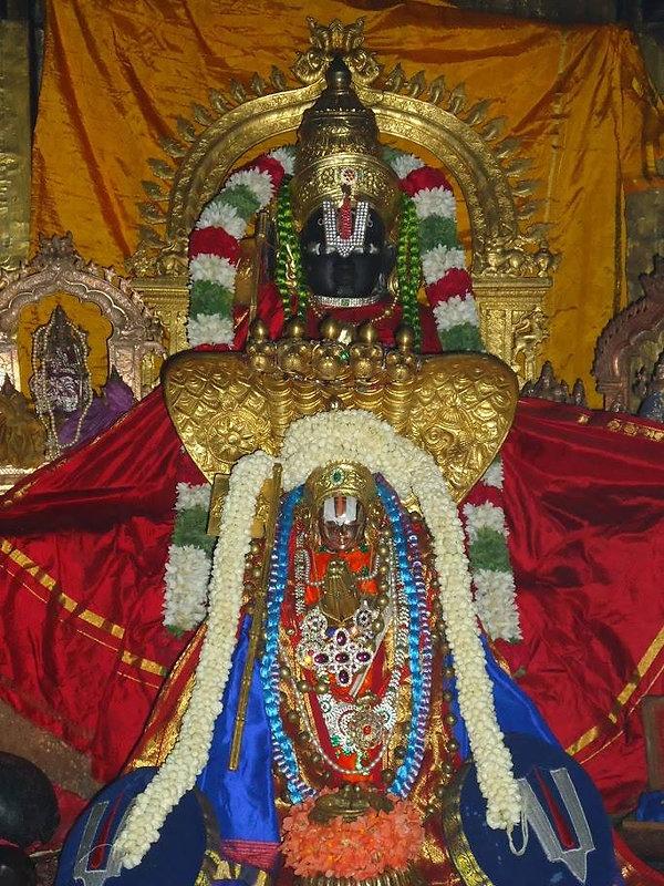 Sri Manavala Mamunigal Sannidhi, Melkote