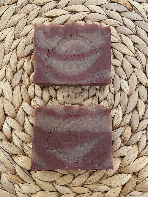 Pink Sugared Clay