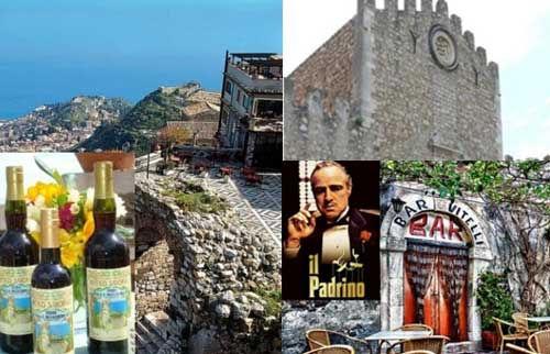 Savoca, Taormina e Castelmola tour