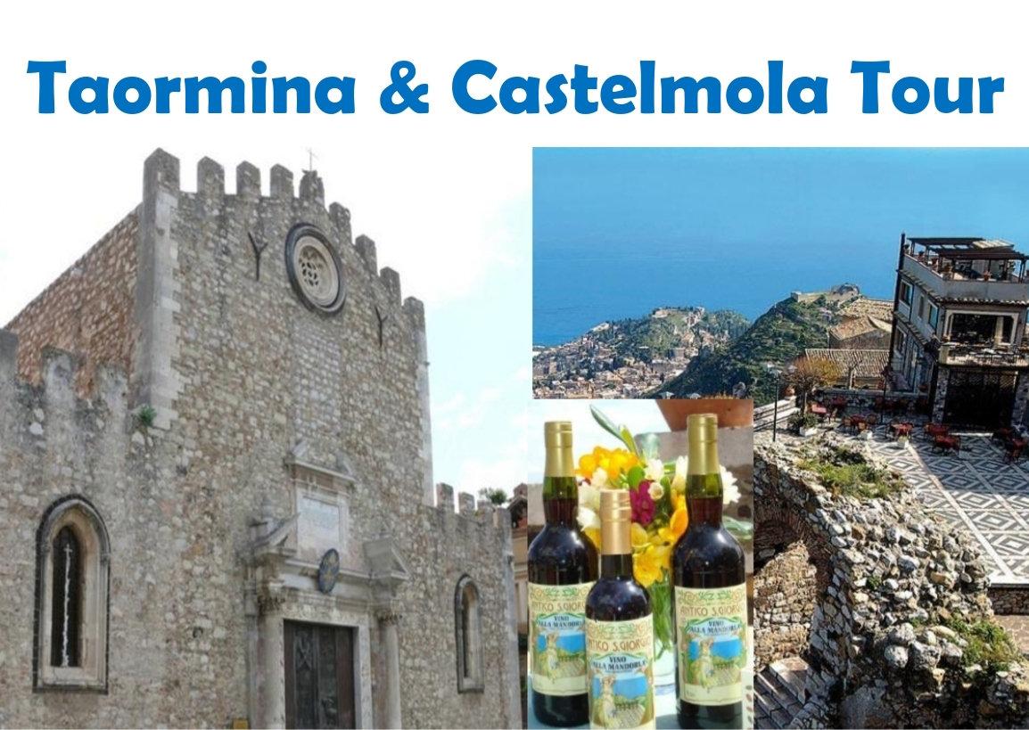 Taormina e Castelmola tour