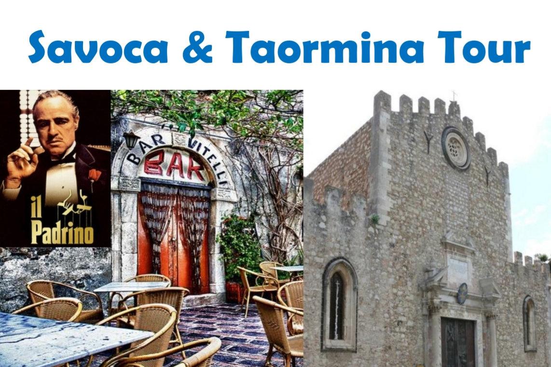 Savoca & Taormina tour