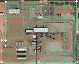 Gas Plant Flight Pattern.JPG
