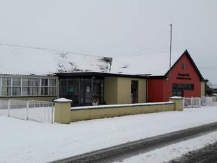 Snow in Banogue NS