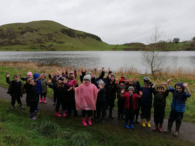 Pond Dipping in Lough Gur