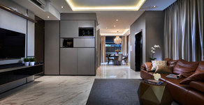 A Glamorous Touch: Modern Home With Feng Shui-Inspired Interior