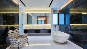 Exotic Stones for Timeless Bathrooms