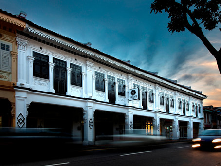 Working with Conservation Buildings in Singapore