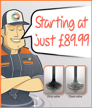 Carbon cleaning price