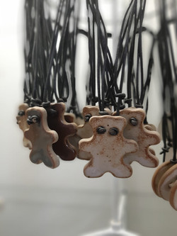 pendentifs oursons