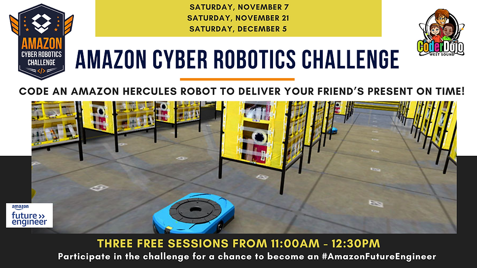 Amazon Cyber Robotics Challenge