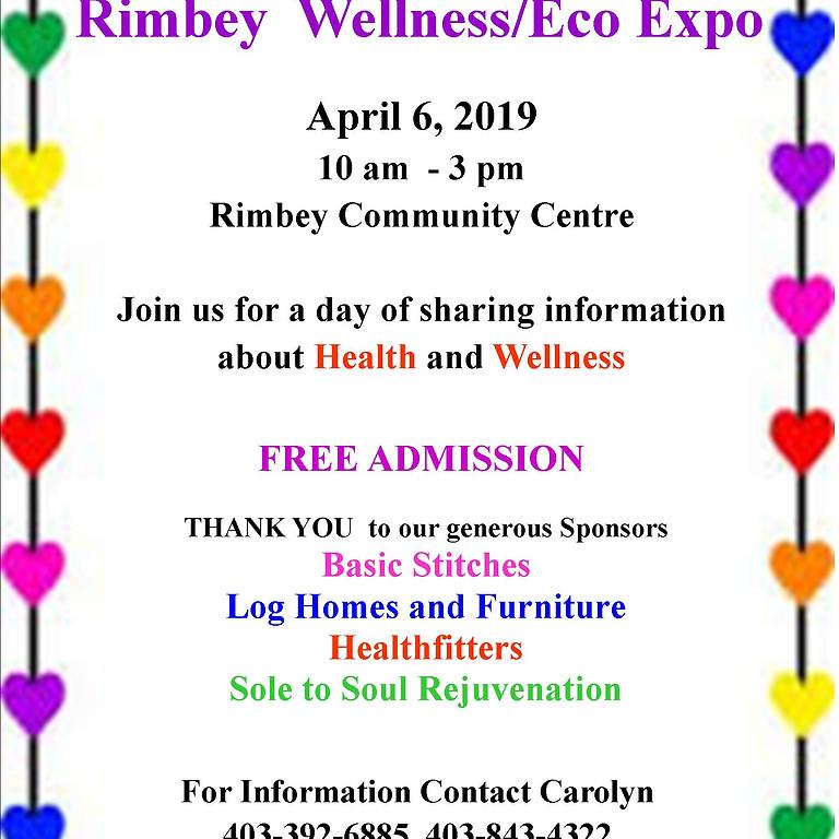 Rimbey's Wellness Expo