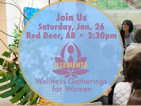 Ellementa Red Deer - January 26th