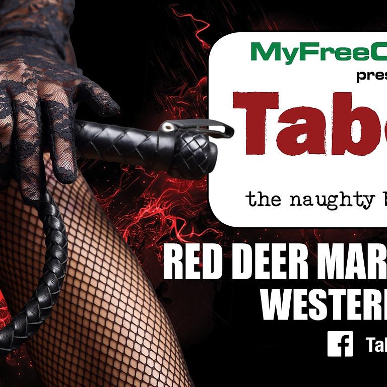 Red Deer's Taboo Show