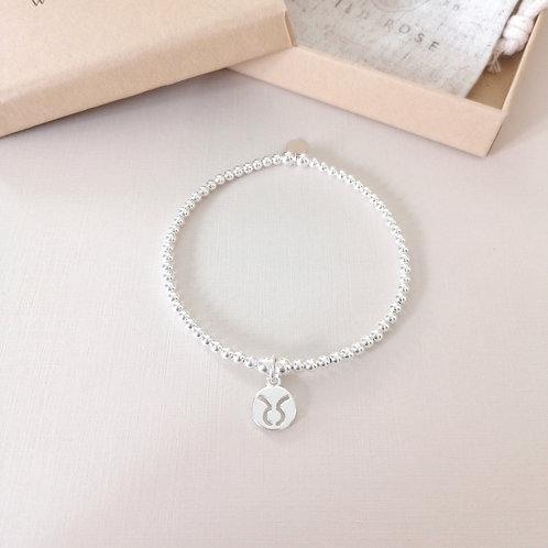 Taurus Charm Bracelet