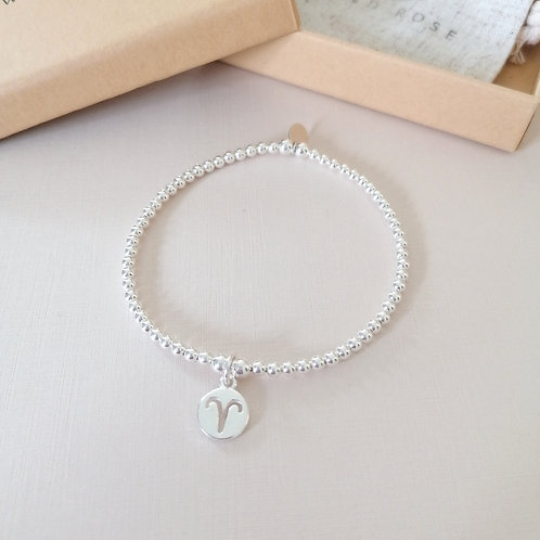 Aries Charm Bracelet