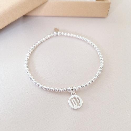 Virgo Charm Bracelet