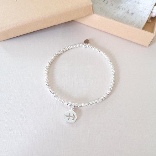 Sagittarius Charm Bracelet