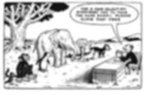 kinectory cartoon