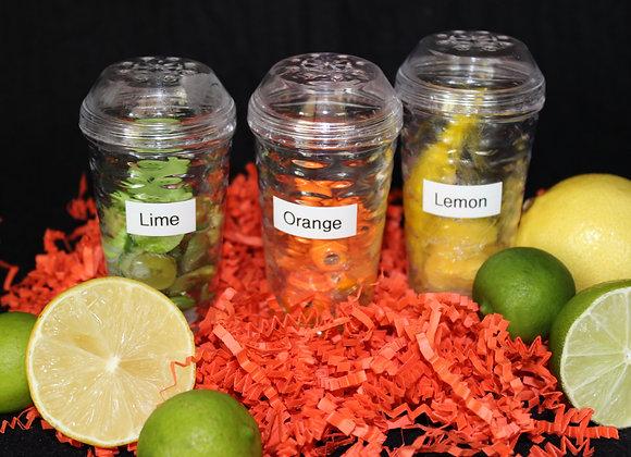 Smelling Jars (Citrus)