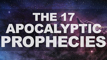 The 17 Apocalyptic Prophecies no rrfm.jp