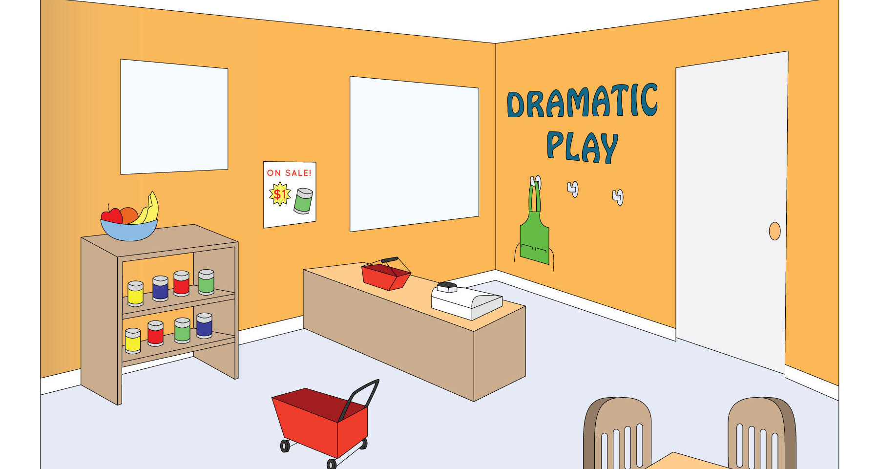 Dramatic Play Room