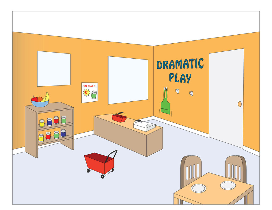 Dramatic Play Room