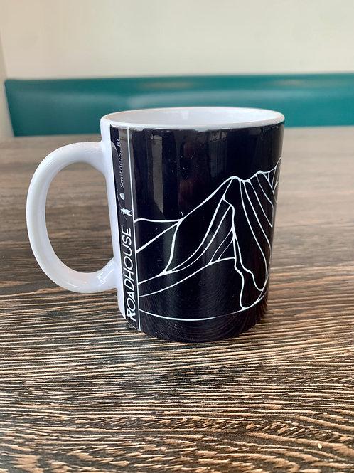 B&W  Glacier Mug