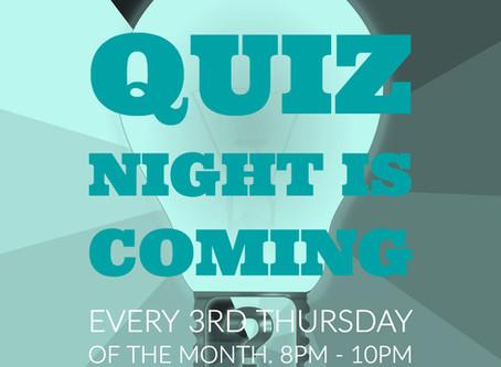 Roadhouse Quiz Night Returns
