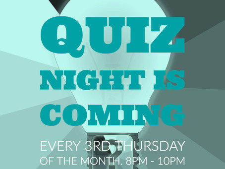 Roadhouse Quiz Night Returns