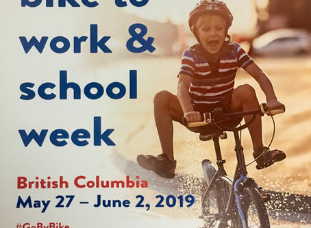 Roadhouse Supports Bike to Work Week