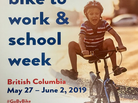 Roadhouse Supports Bike to Work Week