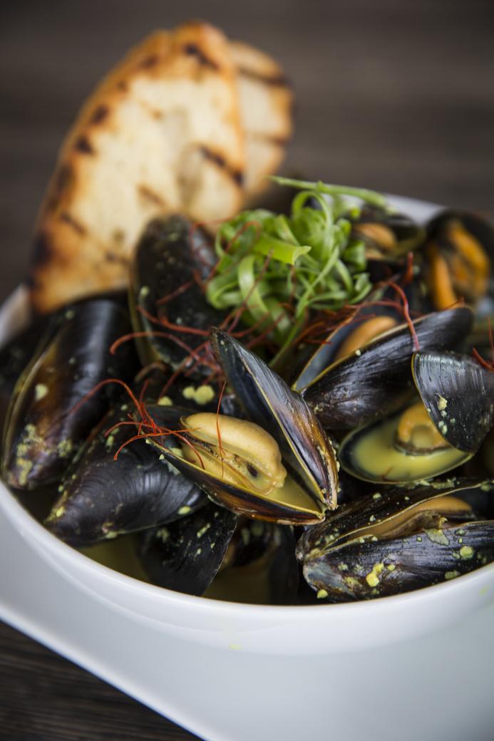 Fenugreek Mussels