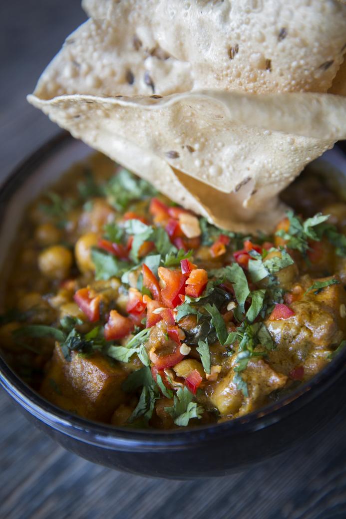 haloumi curry