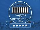 lawyers of distinction 2020 - Google Sea