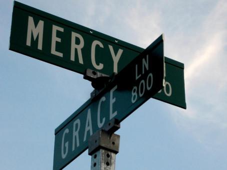 Corner of Mercy and Grace
